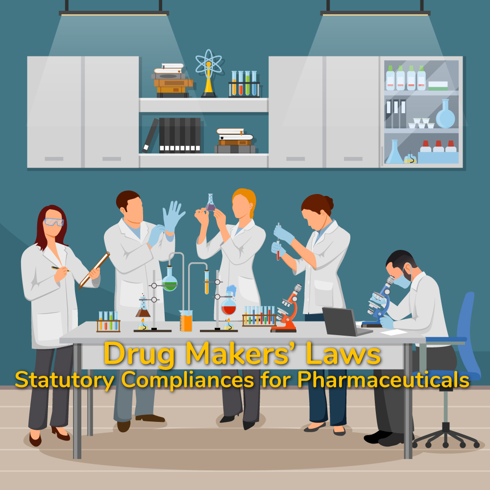 TalentPro India Blog - Statutory Compliance for Pharma Industry